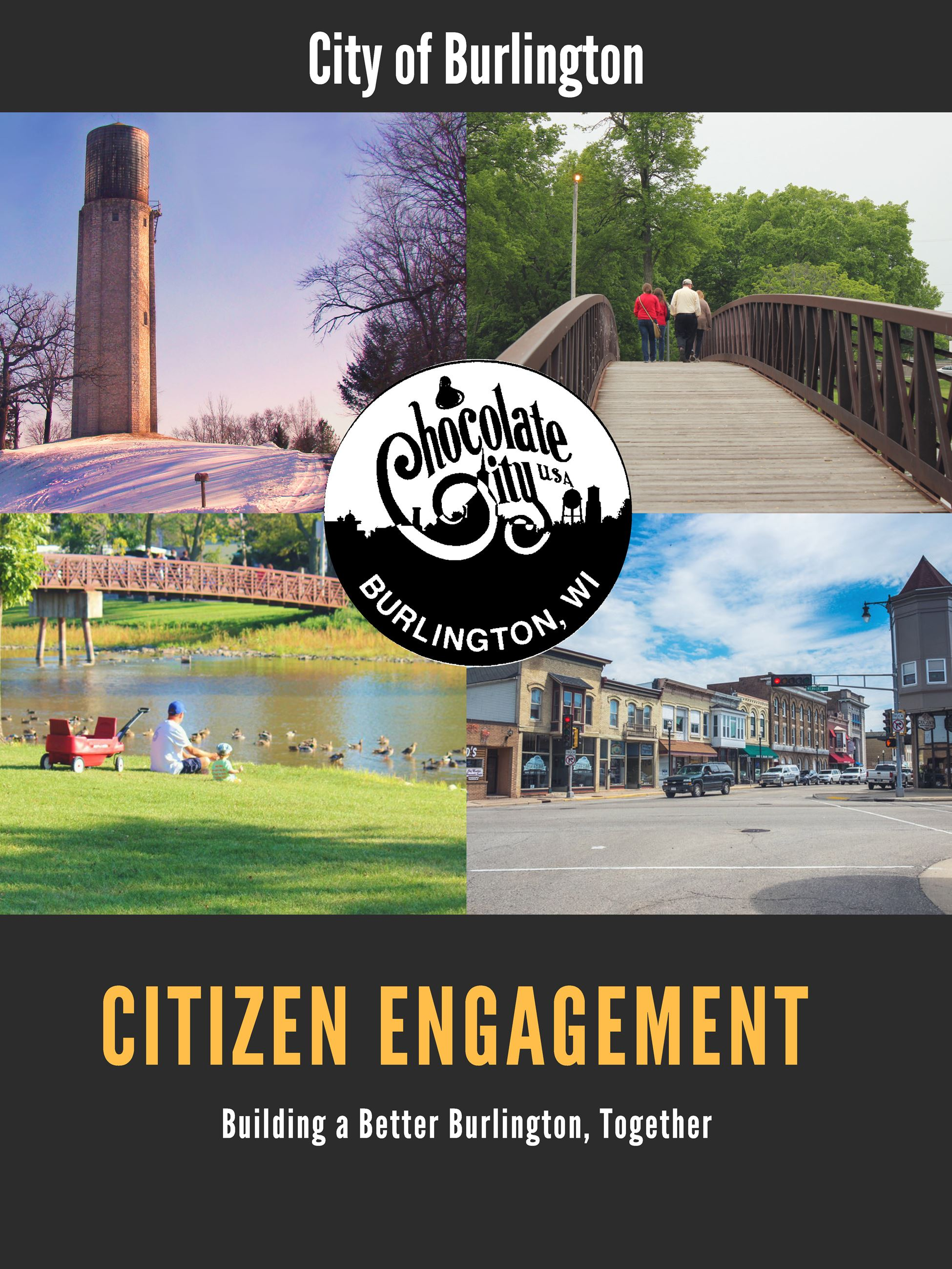 Citizen Packet Cover