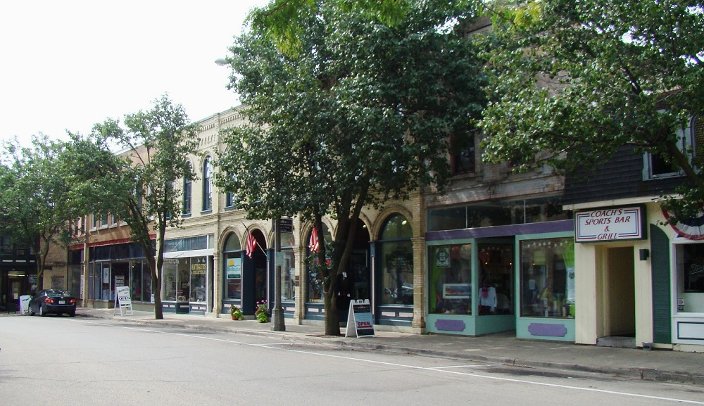 Downtown Historic District